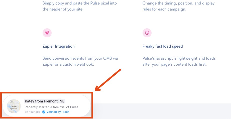 Boost course conversions with Pulse